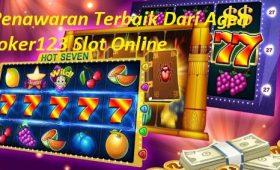 Penawaran Terbaik Dari Agen Joker123 Slot Online